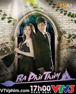 Phim Ba Phù Thủy VTV3